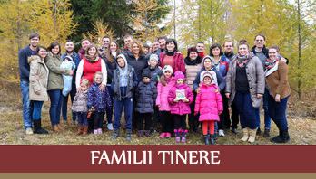 Familii tinere